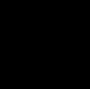 cartoon of a man inhaling from a puffer